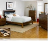Samantha 5 Pc. Queen Bedroom Set