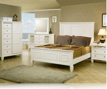 Sandy KE 5 Pc. King Bedroom Set