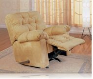 Selby Beige Recliner
