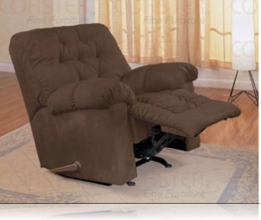 Selby Chocolate Recliner