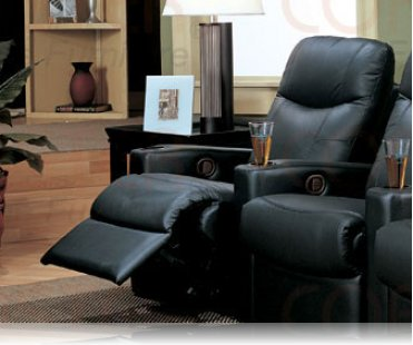 Showtime 1 Home Theater Recliner Extention