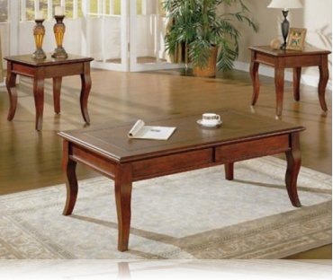Sleek Design Occasional Packages 3 Tables Set