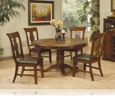 Tile 5 Piece Dining Set