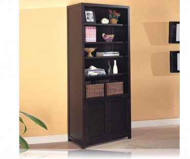 Tobacco Bookcase