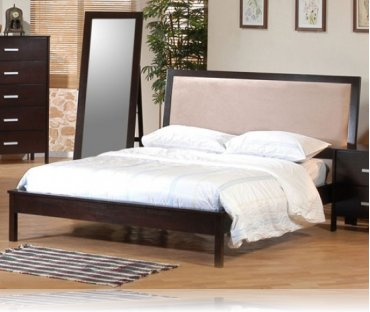 Ventura Cal. King Platform Bedroom Bed