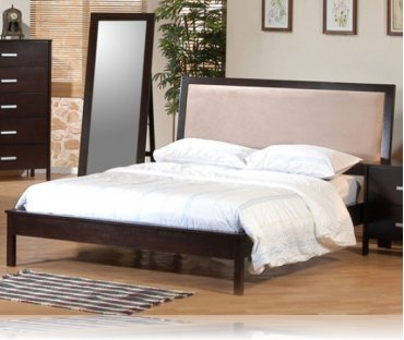 Ventura Queen Platform Bedroom Bed