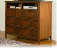 Verona Bedroom TV Dresser