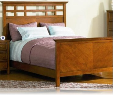 Verona Cal. King Bedroom Bed