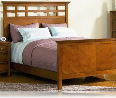 Verona King Bedroom Bed