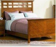Verona Queen Bedroom Bed