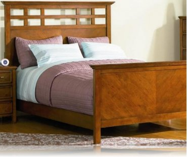 Verona Queen Bedroom Bed