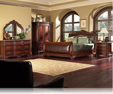 Newcastle KW 5 Pc. King Bedroom Set