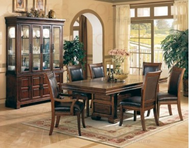 Westminster 7 Pc. Dining Set + China
