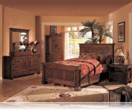 Westminster KE 5 Pc. King Bedroom Set
