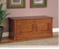 Wilsonville Solid Wood Cedar Chest