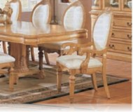 Wynn Antique White Dining Arm Chair