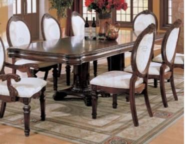 Wynn Cherry Dining Table
