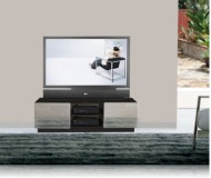 Lugano  black tv stands
