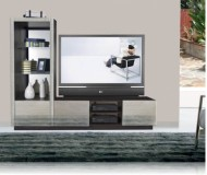 Lugano  media wall unit