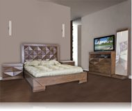 Paloma 6 pc. Queen Bedroom