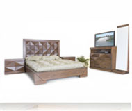 Paloma 6 Pc. Queen Bedroom Set