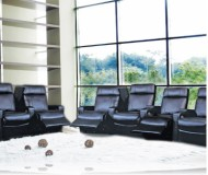 Premiere Max Home Theater Seating