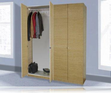 Somba 2Pc Wardrobe Set