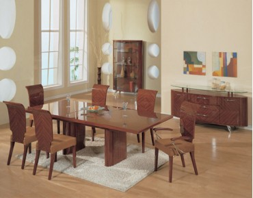 Adriana 7 Pc. Dining Room Set