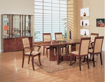 Nadia 7 Pc. Dining Room Set