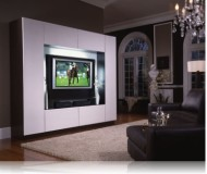 Alexander  flat panel tv installation