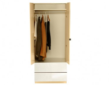 Basics 510 Bedroom Wardrobe