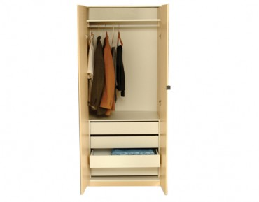 Basics 544 Bedroom Wardrobe, Wardrobe Cabinets IcOn ...