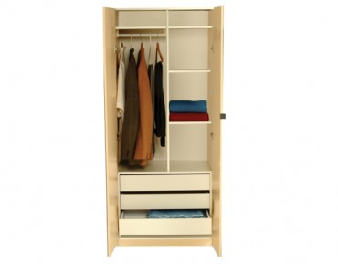 Basics 557 Bedroom Wardrobe