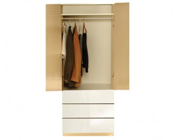 Basics 562 Bedroom Wardrobe