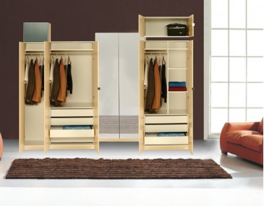 Bedroom Furniture Wardrobe, Storage Systems, Custom Closets ...
