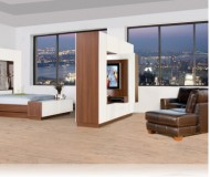Bronson  plasma stand furniture