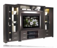 Chrystie  contemporary bookcase