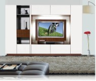 Ian  flat panel tv installation