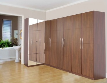 Wardrobe Cabinets Luxor Storage Wall IcOn Furniture Collection