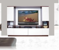 Marco  white tv stands