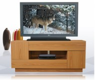 Portofino  tv stands black