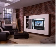 Sebastian Flat Panel TV Furniture