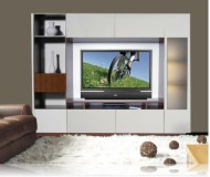Tristan  entertainment wall unit