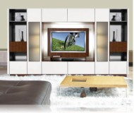 Victor  flat panel tv installation