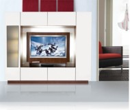 William  tv console