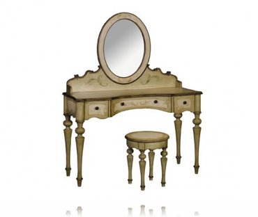 Abigail Lavish Vanity Desk