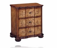 Ava Breakfront Accent Chest