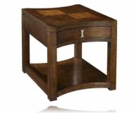 Chestnut Hill w/1 Drawer End Table