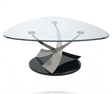 Eclipse Freeform Cocktail Table