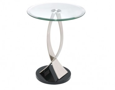 Eclipse Round Chairside Table